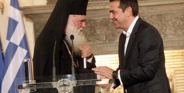 Μαξίμου: Θέμα της Πολιτείας το καθεστώς μισθοδοσίας των κληρικών