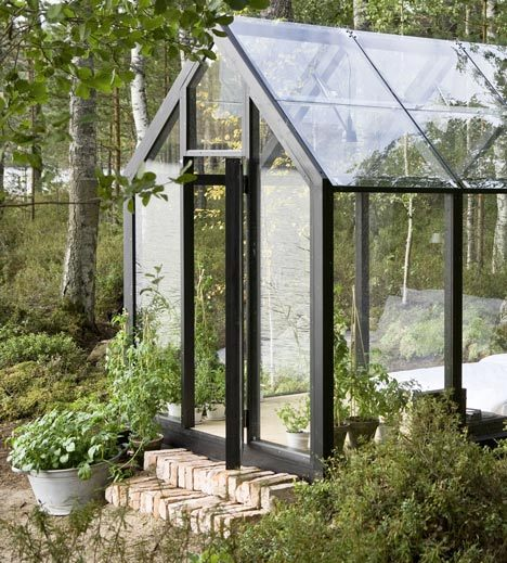 Glass Garden House by Ville Hara and Linda Bergroth