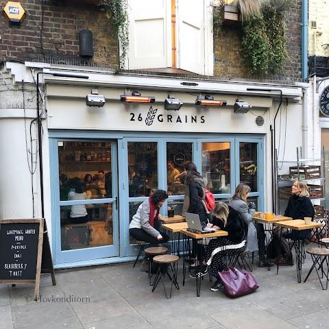 26 Grains - London