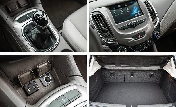 2017 Chevrolet Cruze Hatchback Manual