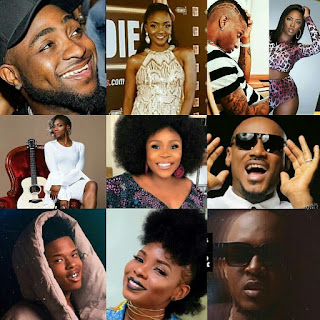 12th HEADIES   WINNERS  FULL LIST
