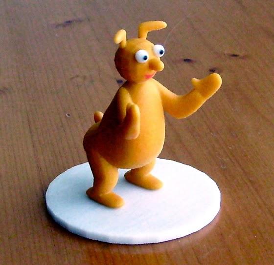 modélisation 3D SketchUp figurine