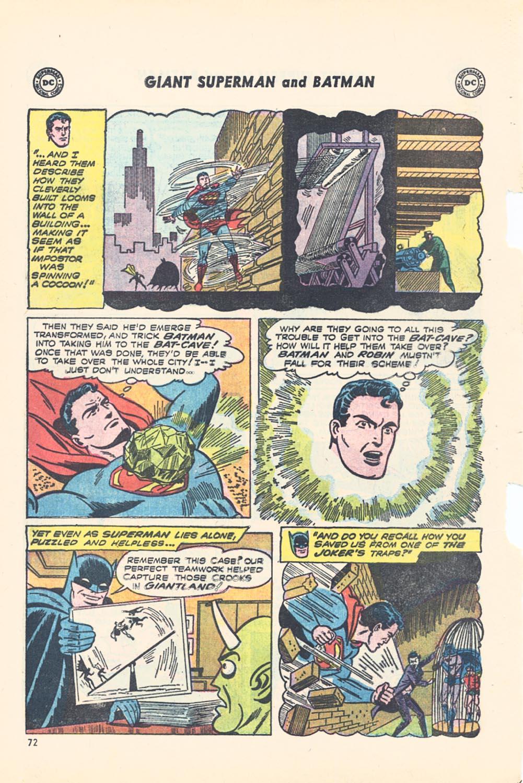 Read online World's Finest Comics comic -  Issue #161 - 73