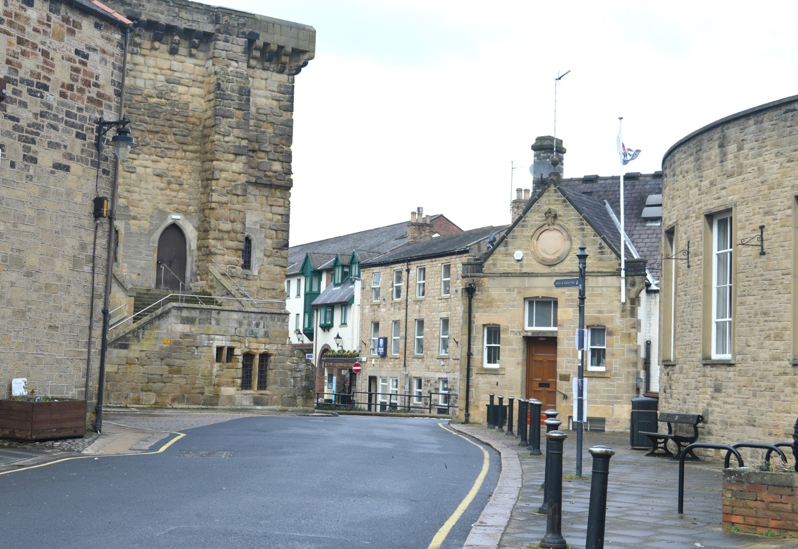 A Day Trip to Hexham, Northumberland