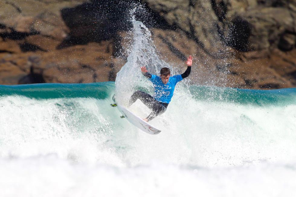 5 Mason Ho HAW Pantin Classic Galicia Pro foto WSL Laurent Masurel