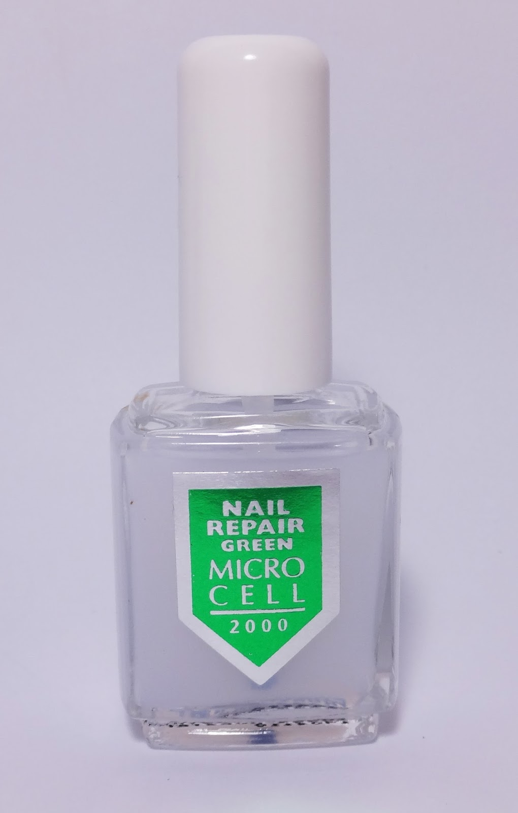 Micro Cell 2000 - Nail Repair GREEN Pretty Clover Beautyblog