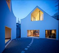Una casa hecha de dos de NAF