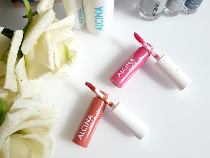 ALCINA - Summer Breeze Makeup Collection - Aqua Lip Colour Lip Gloss - UVP je 10,95 EUR
