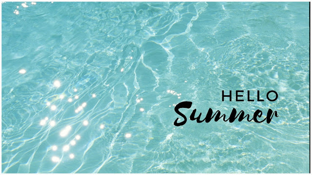 hello summer wallpaper