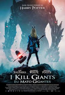 I Kill Giants - Poster & Trailer