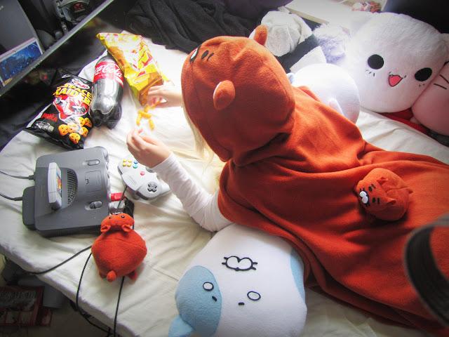 Umaru Doma Cosplay - anime Himouto! Umaru-chan