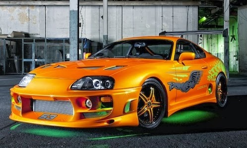 Cars Best Fast And Furious Cars