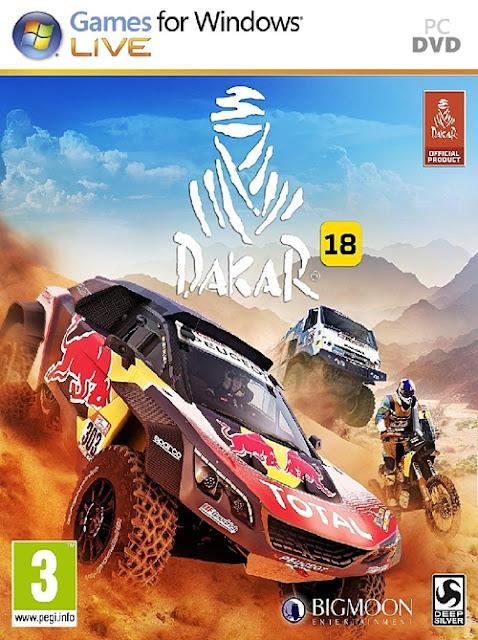 تحميل لعبهDakar 18 2018 للكمبيوتر برابط واحد مباشر