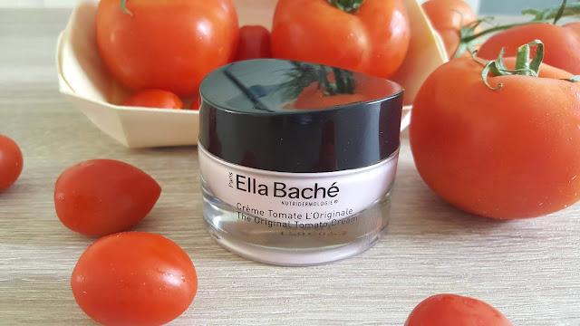 Woody beauty vous donne son avis sur la creme a la tomate Ella Bache