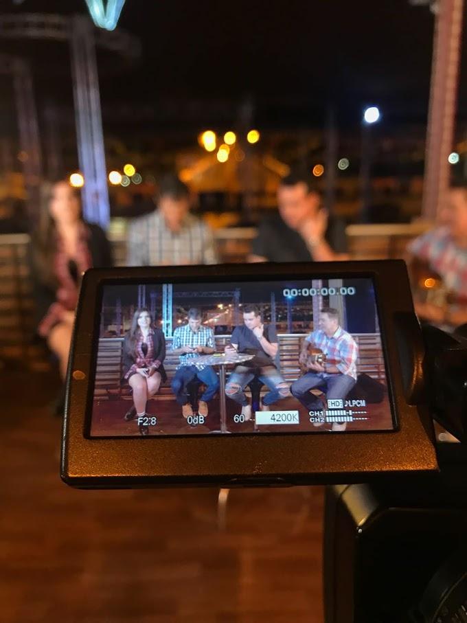 Em transmissão ao vivo pelas redes sociais, Romero anuncia nova programação do palco principal do Parque do Povo na nova data de abertura da festa