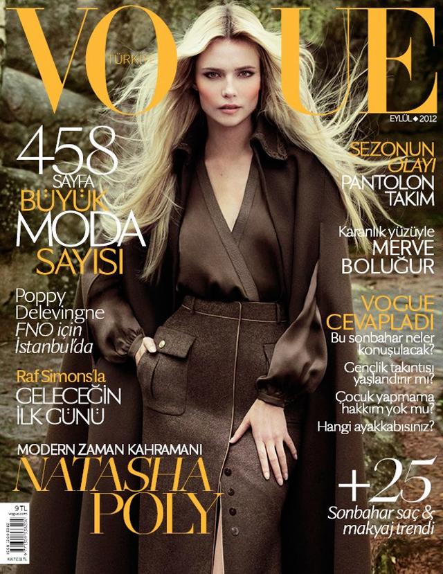 Vogue Turkey September 2012