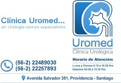 en Urología somos especialistas