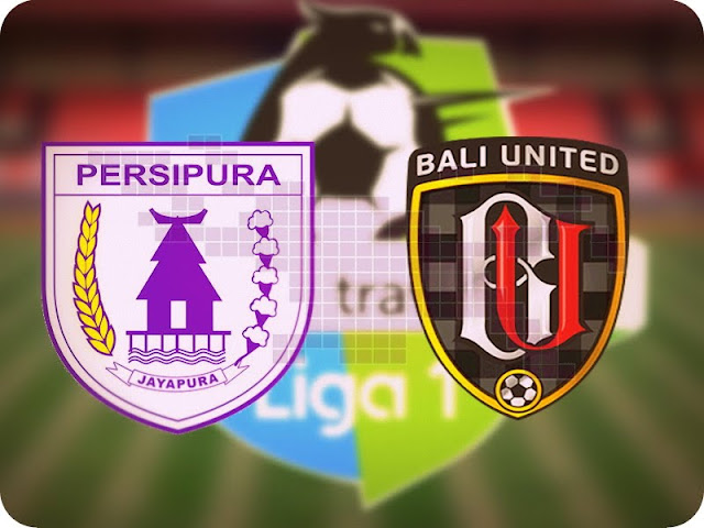 Polisi Jaga Ketat Pertandingan Bali United vs Persipura