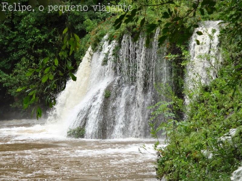 Cachoeiras região norte e centro oeste