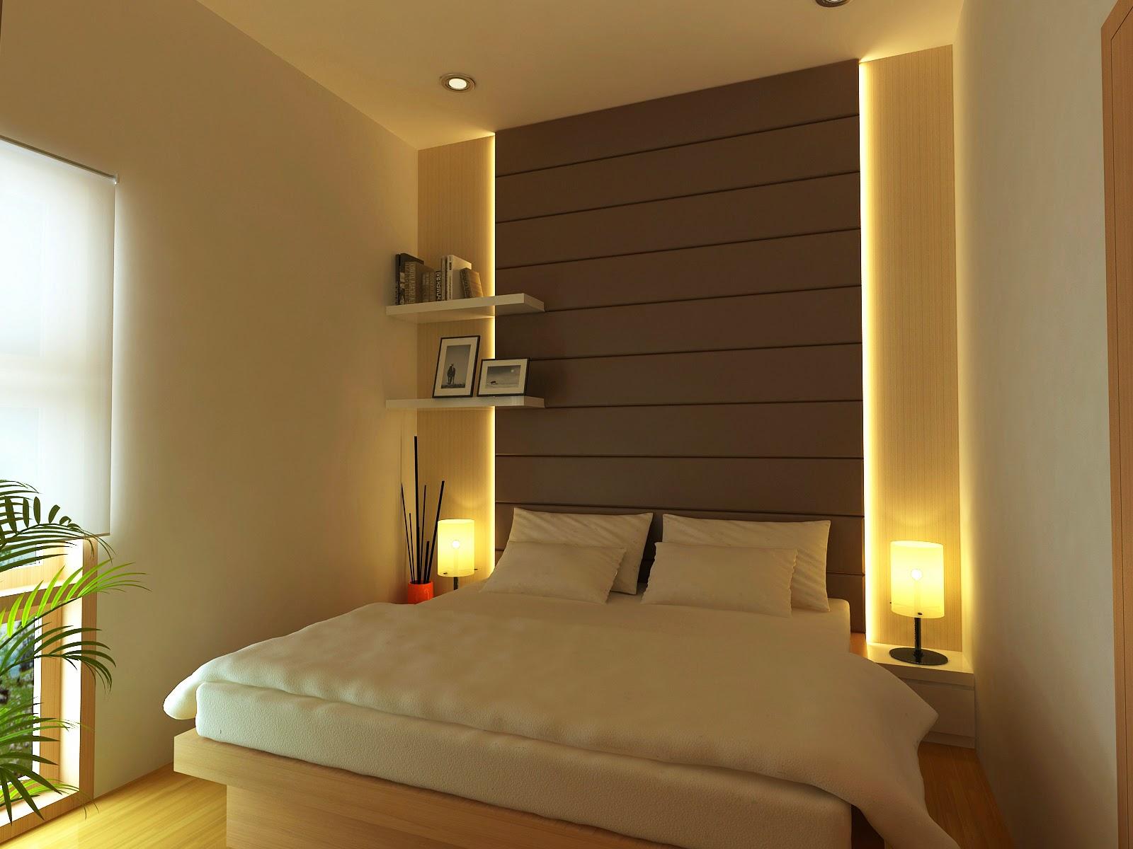 Tips Dan Desain Kamar Tidur Sempit Minimalis Sederhana Tampak Luas