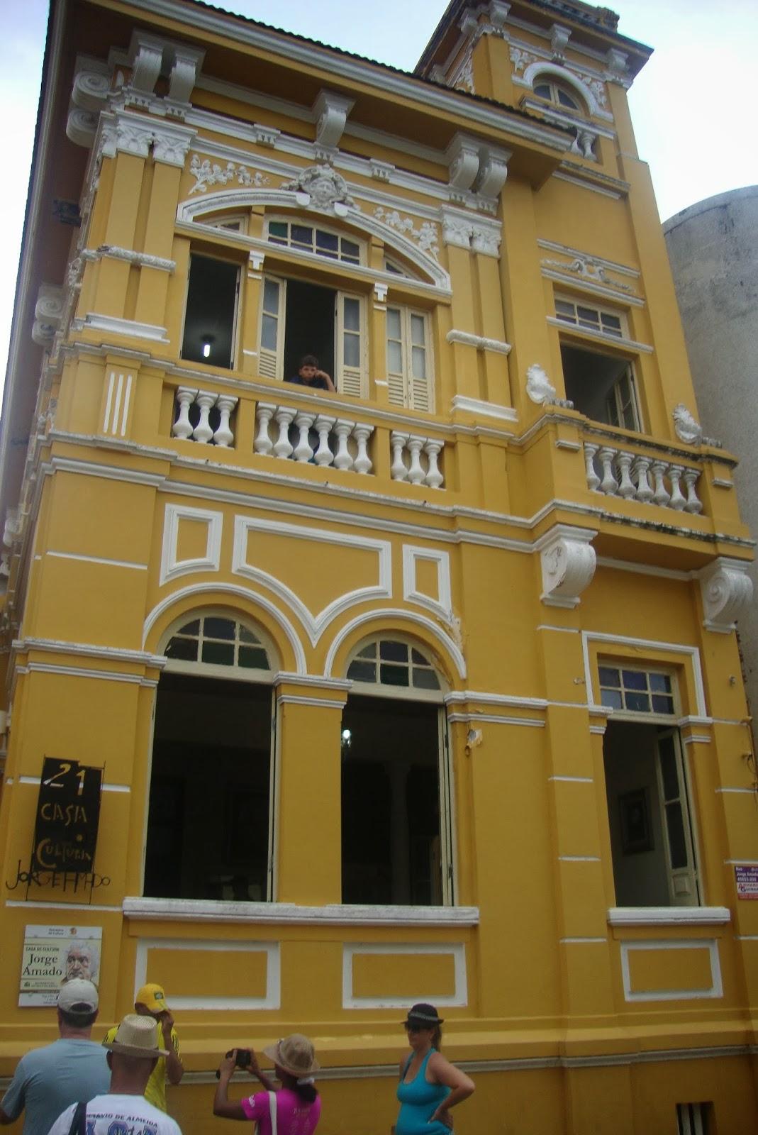 Casa Jorge Amado, em Ilhéus - BA