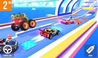 SUP Multiplayer Racing v1.4.4 Mega Mod