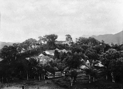 Permakaman Imogiri pada tahun 1890