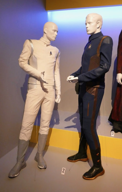 Dr Culber Ash Tyler Star Trek Discovery costumes