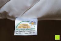 Textiles Vertrauen: MELIANDA MA-11010 Microfaser Wildseide Sommersteppbett 135x200 cm kochfest / trocknergeeignet ideal für warme und heiße Sommernächte