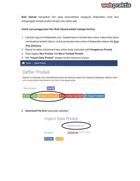 Panduan Bikin Website .com & Toko Online - 2