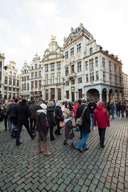Grand Place-Bruxelles