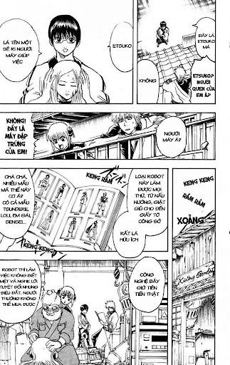 Gintama Chap 140 page 11 - Truyentranhaz.net
