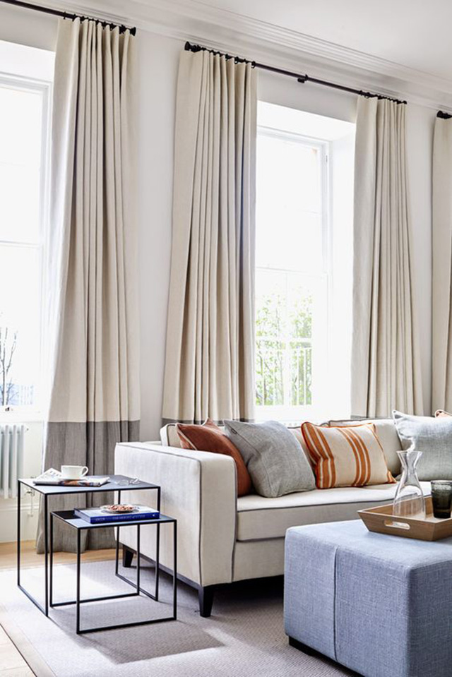 8 Best Panel Curtains Images On Pinterest: The Biggest Decorating Mistakes