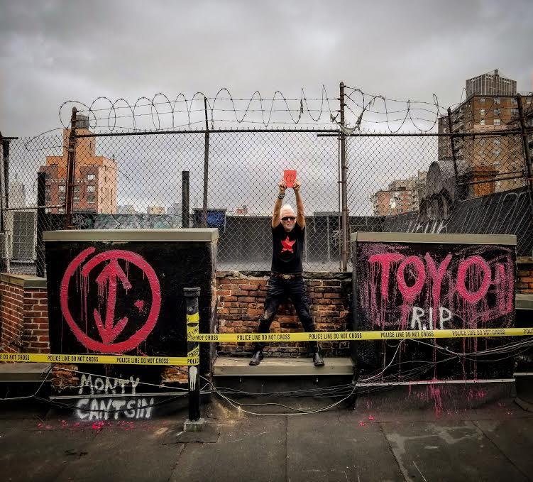 Journal Artista Stencilgirl Seth Apter New Release Blog Hop