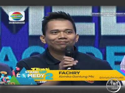 Fachry Pare pare Gantung Mic SUCA 2 Babak 13 Besar, Grup 2