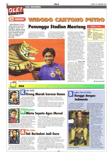 PROFIL BINTANG LIGA INDONESIA WIDODO CAHYONO PUTRO