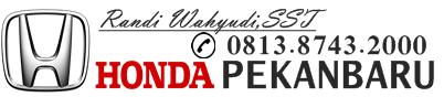 Paket DP Spesial Honda Brio Pekanbaru, Riau