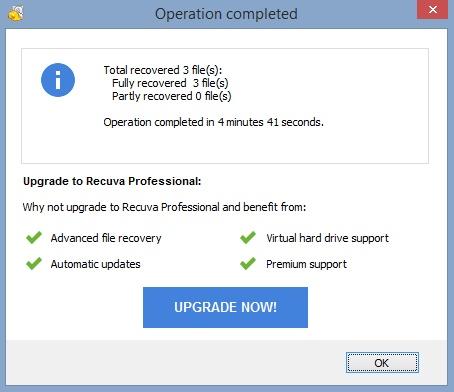 Cara Kembalikan File yang Hilang Pada Komputer dengan Recuva