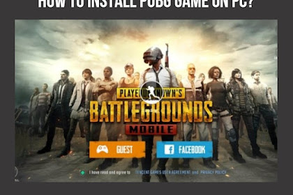 How to install Player Unknown's Battlegrounds (PUBG) game on PC?