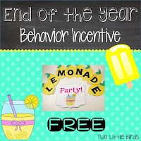https://www.teacherspayteachers.com/Product/End-of-the-Year-Behavior-Incentive-2518202