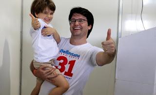 Guilherme Bellintani é eleito presidente do Bahia com 82% dos votos