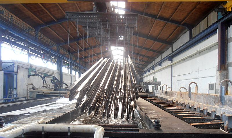 Baja Ringan Taso Dan Genteng Metal Simantap Galvanis Besi