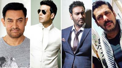 Top 10 popular actors of 2018 will shock, no. 3