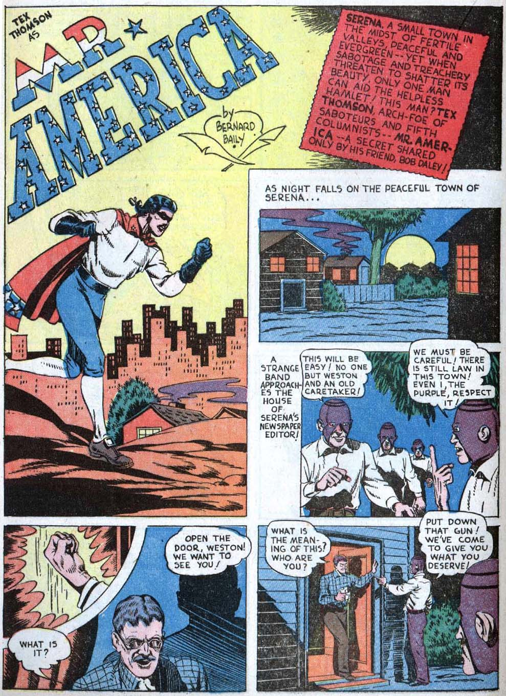 Read online Action Comics (1938) comic -  Issue #40 - 38