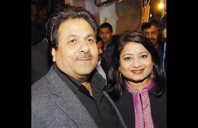 Rajeev Shukla dan Anurradha Prasad