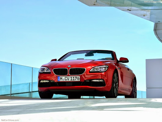 2015 BMW 6-Series Convertible | Auto Car Vehicles