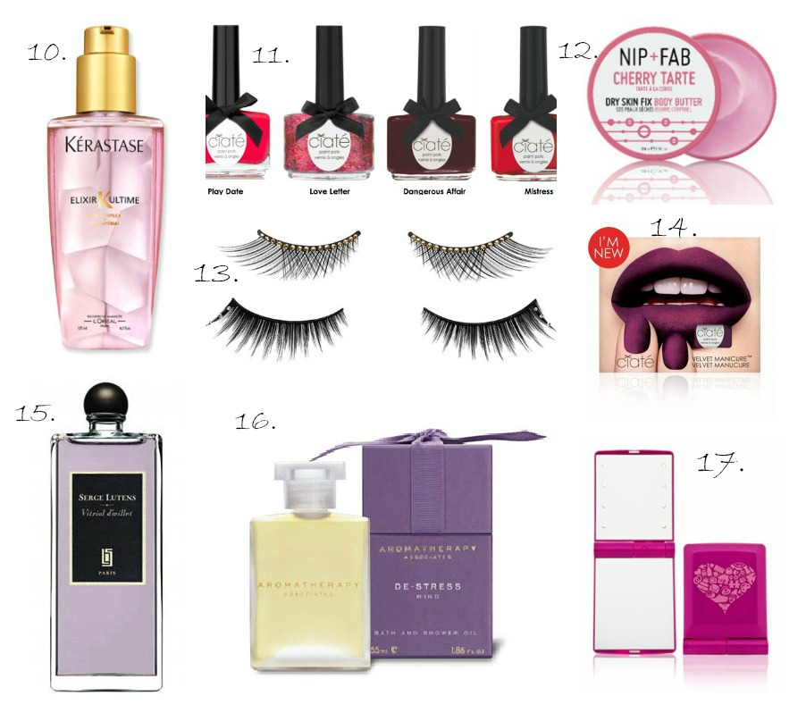 Valentines Beauty Wish List Kellilash