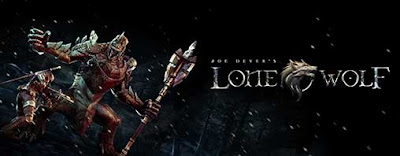 Joe Dever's Lone Wolf Apk + Data for Android (paid)