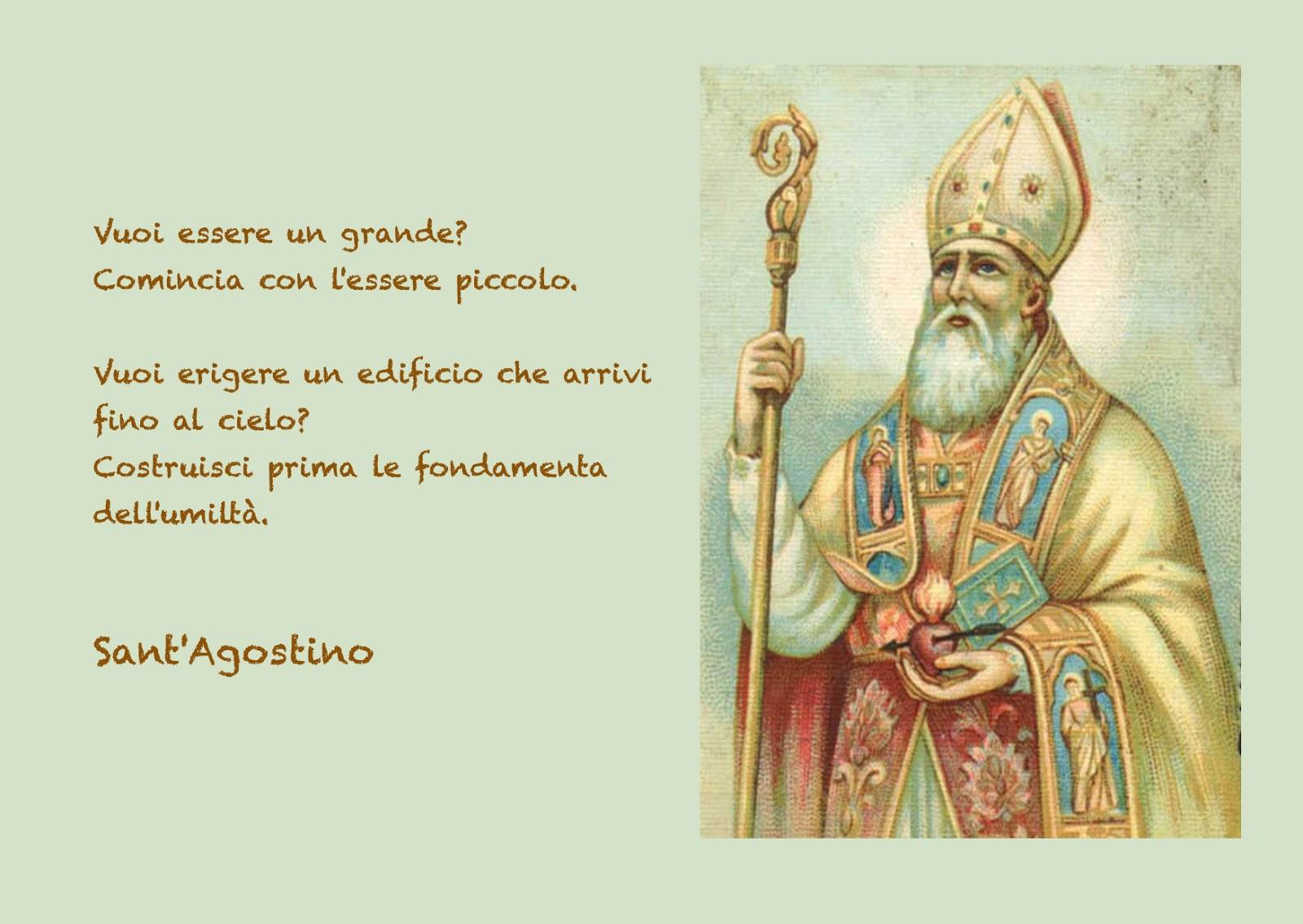 Sordi Cattolici Frasi Sant Agostino