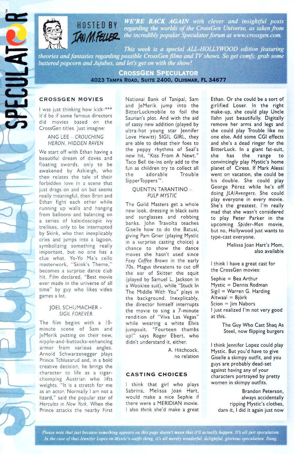 Read online Scion comic -  Issue #11 - 34